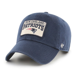 47 Fairmount Clean Up New England Patriots Hat