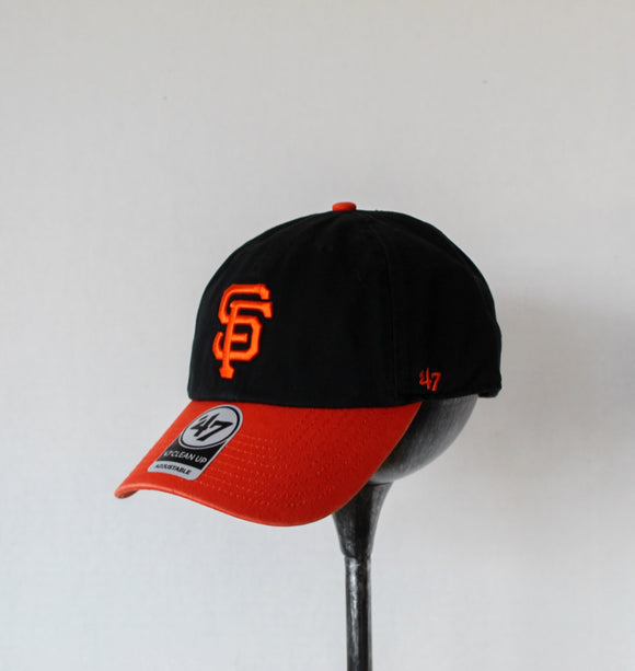47 Clean Up San Francisco Giants 2 Tone Hat