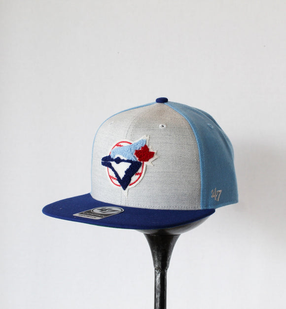 47 Bromley Captain Toronto Blue Jays Hat