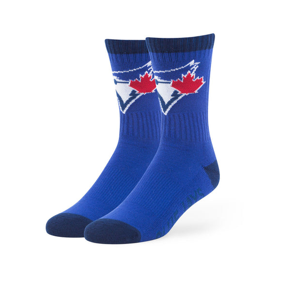 47 Bolt Socks Toronto Blue Jays