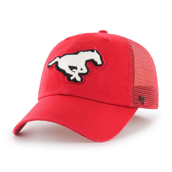 47 Taylor Closer Calgary Stampeders Hat