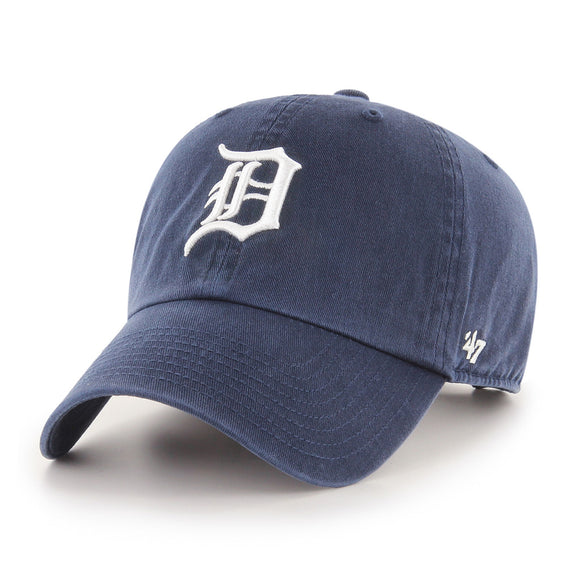 47 Clean Up Detroit Tigers Alt Hat