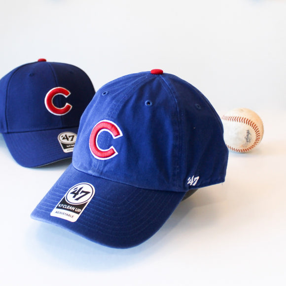 47 Clean Up Alternate Chicago Cubs Hat