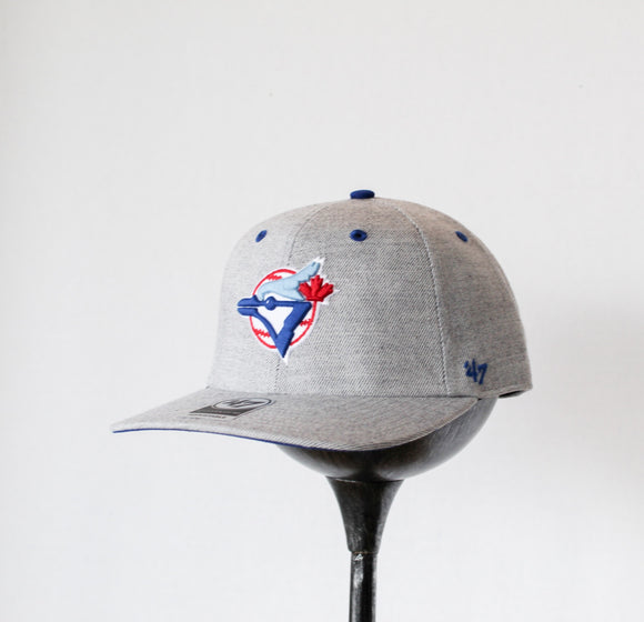 47 Maccormack Clean Up Toronto Blue Jays Hat