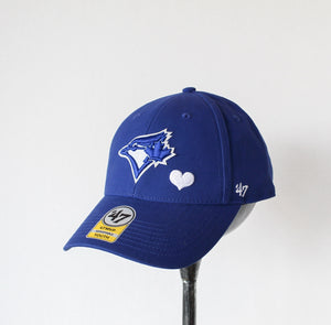 san francisco 676cb ec06c 47 Sugar Sweet MVP Toronto Blue Jays Hat Blue - YOUTH ...