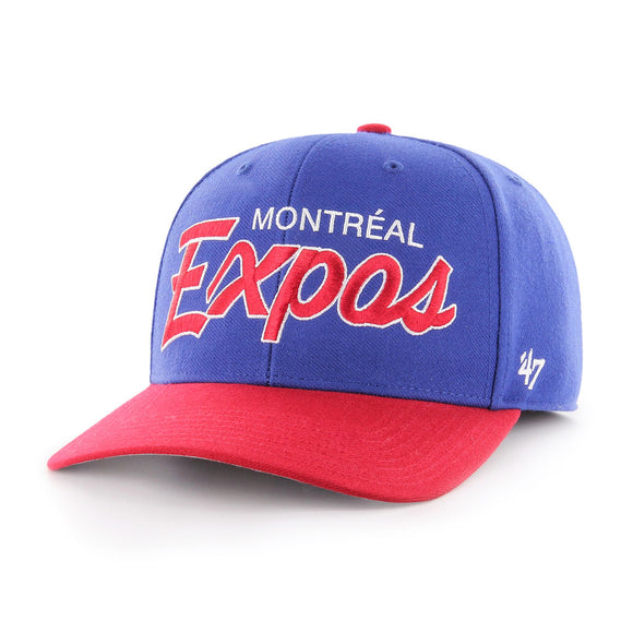 47 Body Check MVP DP Montreal Expos Hat