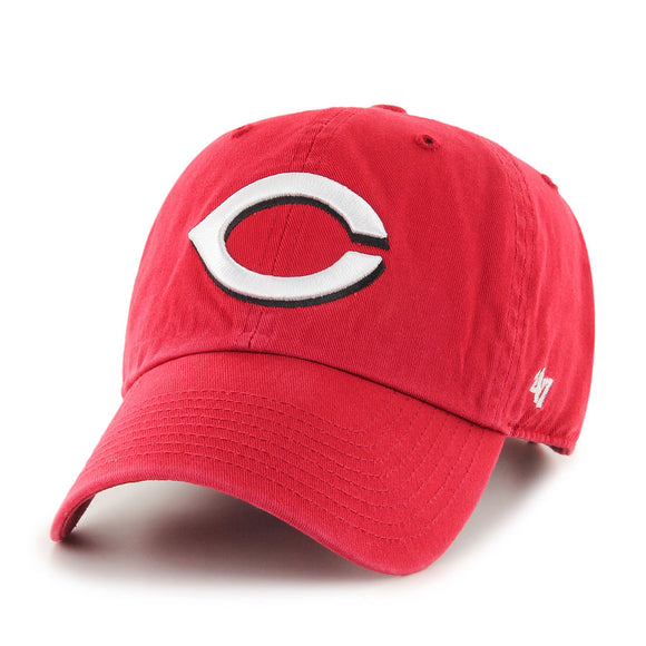47 Clean Up Cincinnati Reds Hat