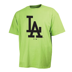 47 Bright Team Logo LA Dodgers Tee