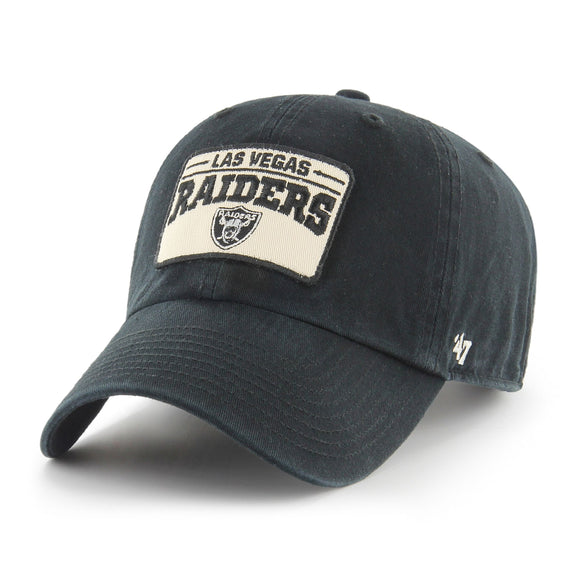 47 Fairmount Clean Up Las Vegas Raiders Hat