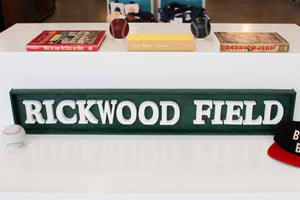 TMCo Rickwood Field Sign