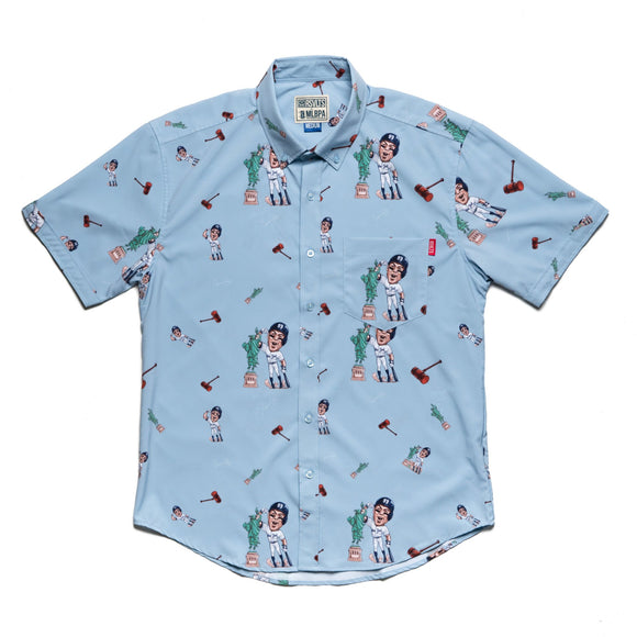 RSVLTS Aaron Judge Liberty Short Sleeve Shirt
