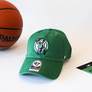 47 Clean Up Boston Celtics Hat