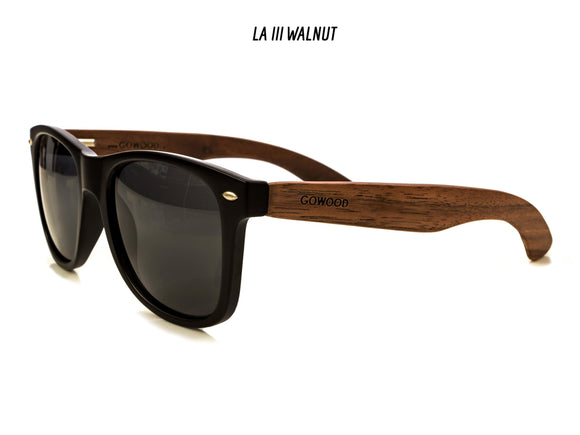 GoWood Los Angeles Sunglasses