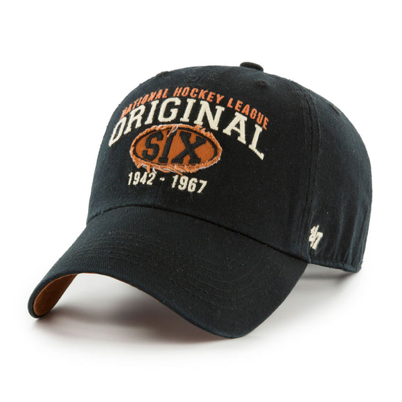47 Henrick Clean Up NHL Original 6 Hat
