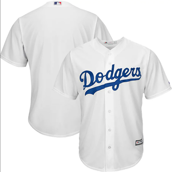 Los Angeles Dodgers Majestic Cool Base Home Jersey