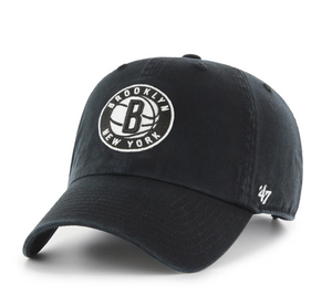 47 Clean Up Brooklyn Nets Hat