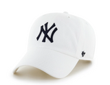 47 Clean Up New York Yankees (White)