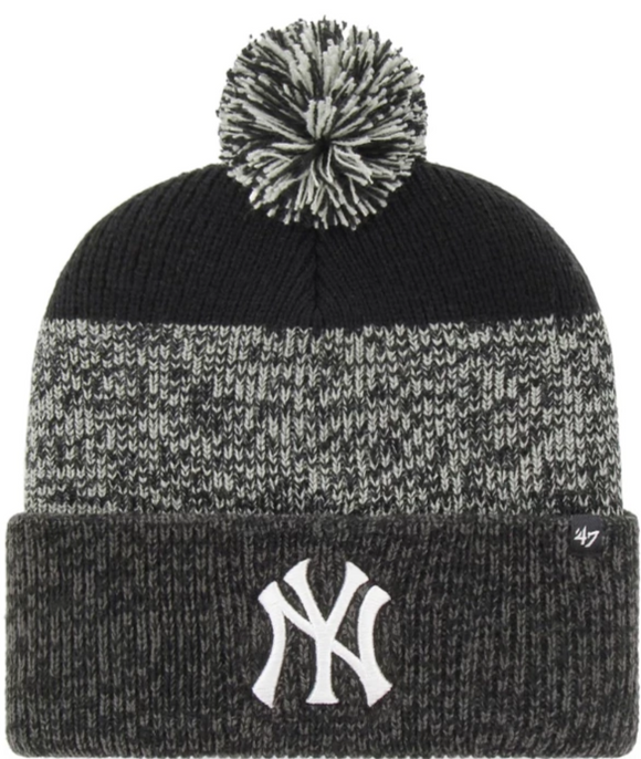 47 Static Cuff Knit Hat New York Yankees