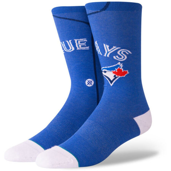 Stance Socks MLB Toronto Blue Jays Alternate Jersey