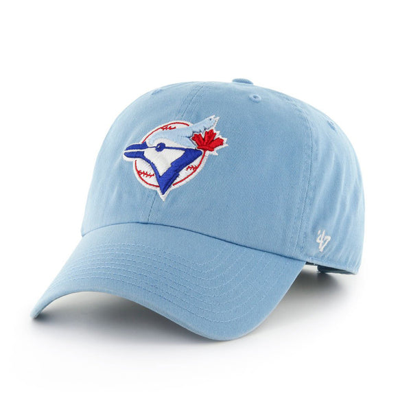 47 Clean Up Toronto Blue Jays 1977 Powder Blue Hat