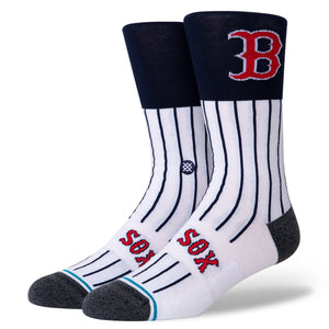 Stance Socks MLB Infiknit Colour Crew Boston Red Sox