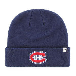 47 Raised Cuff Knit Hat - Montreal Canadiens