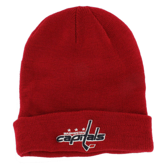 47 Raised Cuff Knit Hat - Washington Capitals