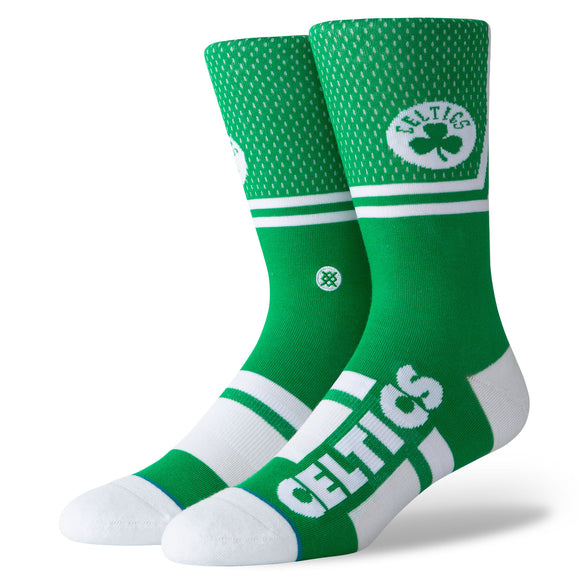 Stance Socks NBA Shortcut Boston Celtics