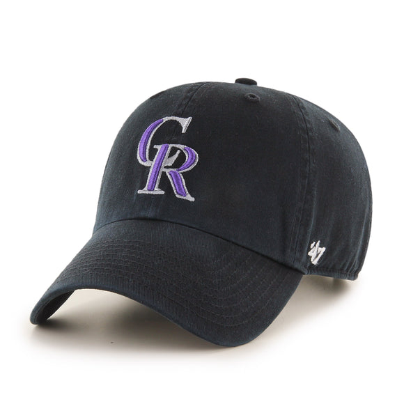 47 Clean Up Colorado Rockies Hat