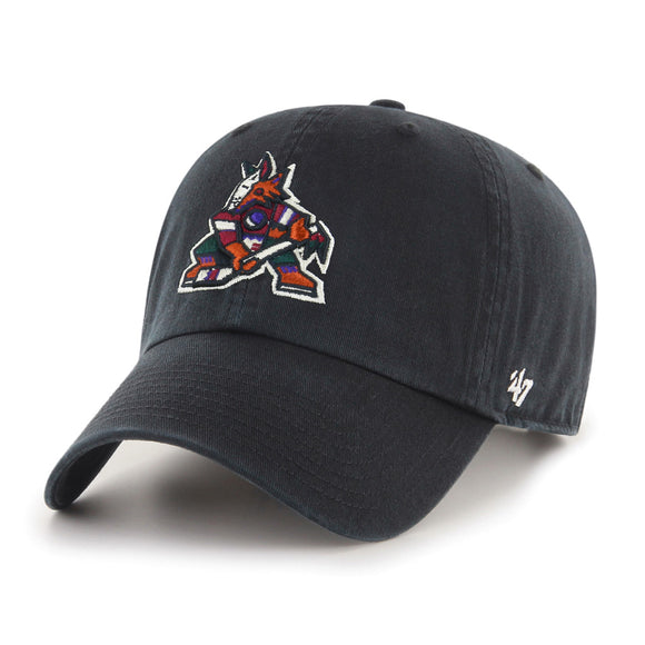 47 Clean Up Arizona Coyotes Alt. Colour Hat
