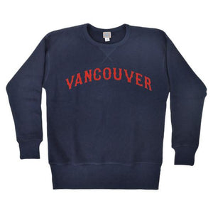 EFF Vancouver Mounties Crewneck Sweater