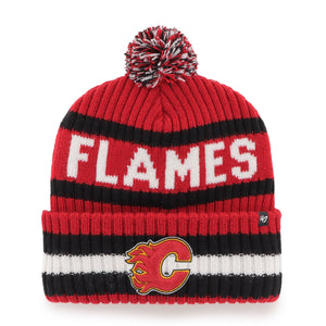 47 Bering Cuff Knit Hat Calgary Flames
