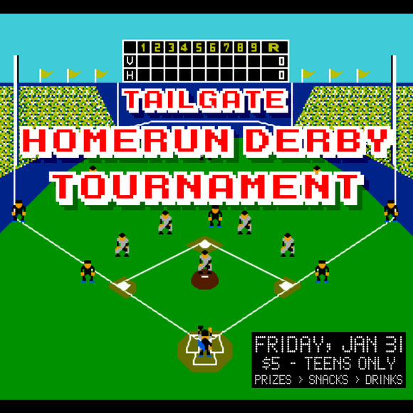 TMCo Event: Tailgate Homerun Derby Tournament