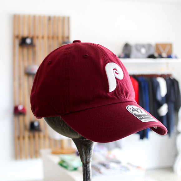 47 Cooperstown Clean Up Philadelphia Phillies Hat