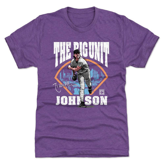 500 Level Randy Johnson The Big Unit Arizona Field T-shirt