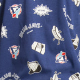 Drake General Store Onesie: Let's Go MLB Blue Jays (Adult)