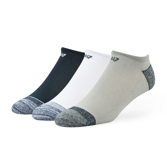 47 No Show Socks New York Yankees - 3 Pack