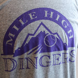 TMCo Mile High Dingers Tee