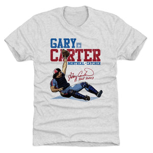 500 Level Gary Carter Montreal Stance T-shirt