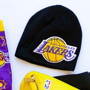 47 NBA Mammoth Beanie - LA Lakers (Youth)