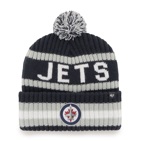 47 Bering Cuff Knit Hat Winnipeg Jets