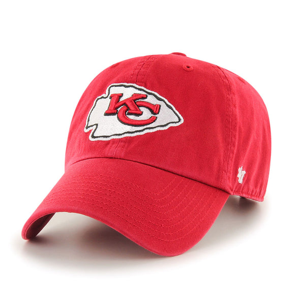 47 Clean Up Kansas City Chiefs Hat
