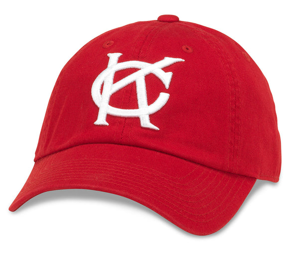 American Needle Kansas City Monarchs Ballpark Strapback Hat