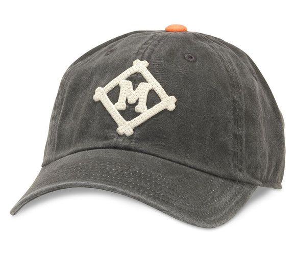 American Needle Minneapolis Millers Archive Strapback Hat