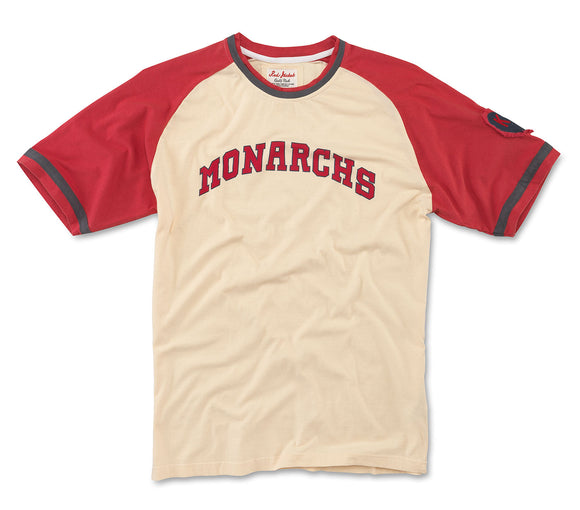 Red Jacket Kansas City Monarchs Remote Control Tee