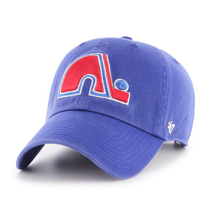 47 Clean Up Quebec Nordiques Hat