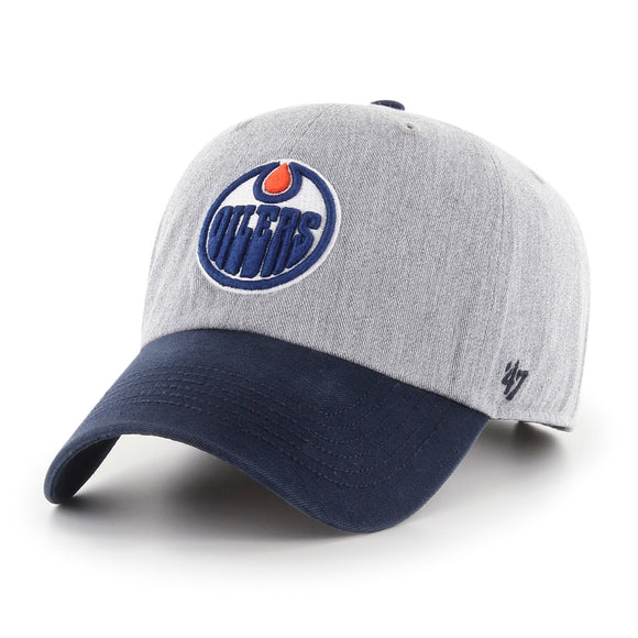47 Palomino Clean Up Edmonton Oilers Hat