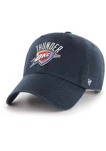 47 Clean Up OKC Thunder Hat
