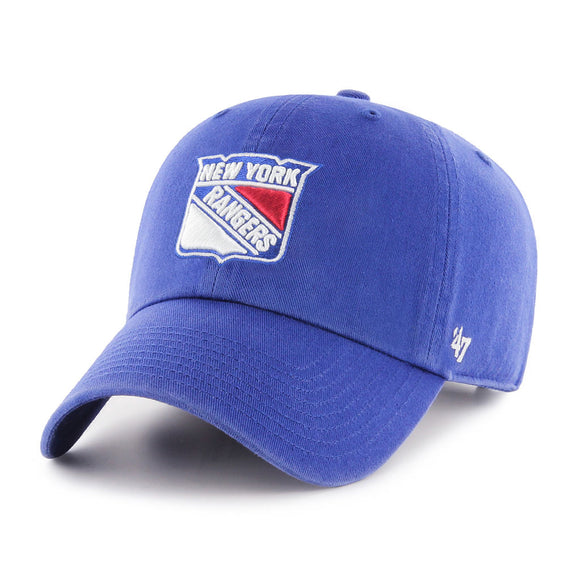47 Clean Up New York Rangers Hat