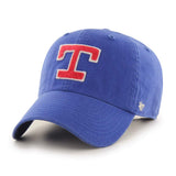 47 Cooperstown Clean Up Texas Rangers 1986 Hat